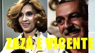 Tema de Zazá e Vicente - A Gata Comeu (1985)