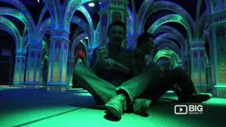 Magowan's Infinite Mirror Maze: Get Lost In the Magic!