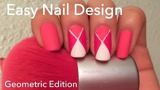 Triangle/Modern Nail Art | Beginners Edition✨