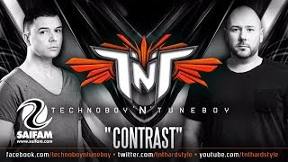 TNT Aka Technoboy 'n' Tuneboy - Contrast (Official Teaser Video)