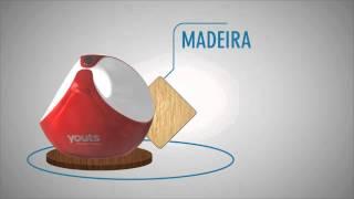 Dispositivo de Som por Vibração - Submarino.com.br