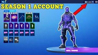 Fortnite Skull Trooper Shopping Spree