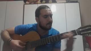 MİTHAT KÖRLER -GÜNEŞİMİ KAYBETTİM (Gökhan Şahin Gitar Yorum)