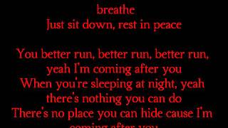 "Hollywood Undead - ""Another Way Out"" (Lyrics)"
