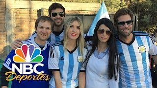 La eterna disputa entre Argentina y Uruguay por el mate | NBC Deportes.com | NBC Deportes