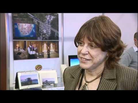 Alison Whitfield, UK Sales & Marketing, The Blue Train, SA