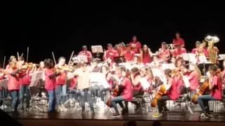 Orquestra Municipal Geração 01/17: Dança ma mi Crioula