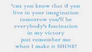 Victoria Justice-Make it Shine-with lyrics