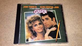 Unboxing Grease (soundtrack)