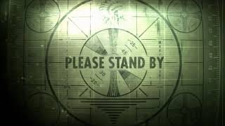 Please Stand By Video efect