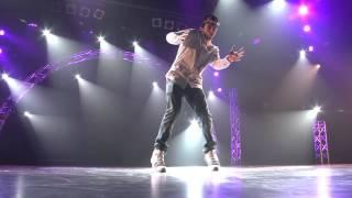 HRHS Da Bomb 2014 Matinee 36 - Nathanyal Dance Solo