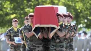 Mauvaises nouvelles - Shy'm - hommage à nos militaires