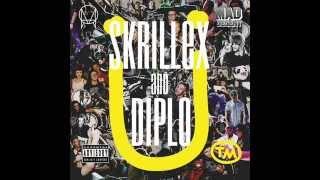 Skrillex And Diplo Feat. Bunji Garlin - Jungle Bae (Noizekid Bootleg)