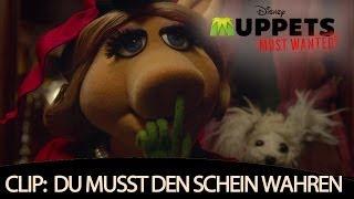 MUPPETS MOST WANTED - Filmclip: Du musst den Schein wahren