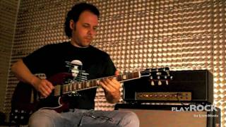 PlayRock - AC DC - Hells Bells - Solo - Performance - Cover