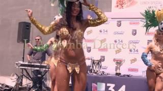 L.A. Samba Dancers - Celebrate the World Cup 2014
