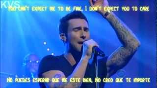 Maroon 5 - Payphone Live Sub Español / Ingles
