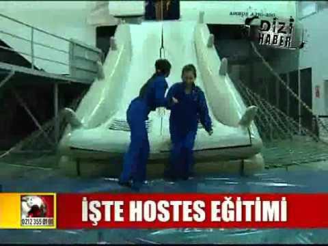 TURK HAVA YOLLAR HOSTES, TURKİSH AİRLİNES CABİN ATTENDANT