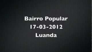 Adi Cudz - Bairro Popular
