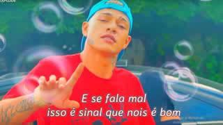 MC Mãozinha - Se Fala Mal Sinal Que Nois é Bom(DJ NENE) Música Nova Lançamento 2017