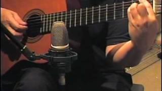 Antônio Carlos Jobim - Wave(Solo guitar)