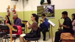 Vem com Josué Jazz - Orquestra Maranata