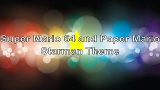 Super Paper Mario 64
