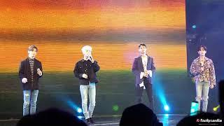 171124 SHINee 샤이니 - Aside 방백 @ Shilla Beauty Concert