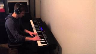 Darkest Part - RED - Piano Cover