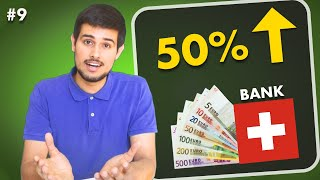Whose Black Money is in Swiss Banks? | Ep.9 The Dhruv Rathee Show [Indian Rupee, Foreign Expenses]