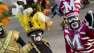 Zulu Tramps Mardi Gras Day 2019