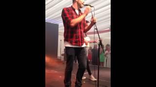 Brian McFadden Swear It Again Live in Teeside 21st September 2014