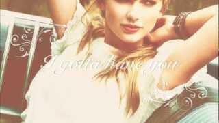 22 Lyrics by Taylor Swift (HD)
