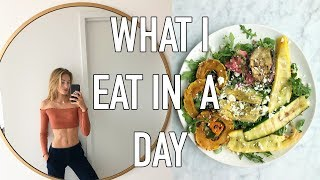What I Eat In A Day |8| For a Fit Healthy Body width=