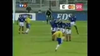 Roberto Carlos Amazing goal vs France