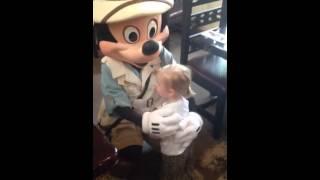 Hadley meeting Mickey