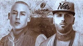 Buscandote - Cosculluela Ft Nicky Jam  Letra  Original  Nuevo 2015.
