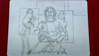 James May's Etch A Sketch Portrait - James May's Top Toys - BBC width=