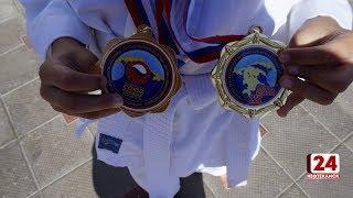 Тхэквондисты из Нефтекамска завоевали 9 медалей