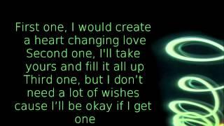 Ray J - One Wish Lyrics!