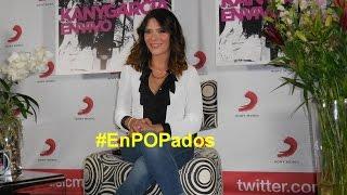 "KANY GARCÍA comenta a #EnPOPados Dvd ""En Vivo"", Temas de Telenovela y Claudia Brant"