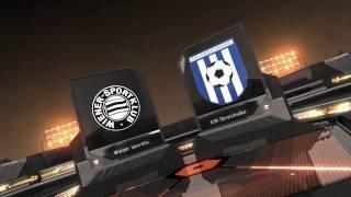 03.03.17 Wiener Sportklub - ASK Ebreichsdorf - 1:1 - Zusammenfassung am 04.03.2017 01:21