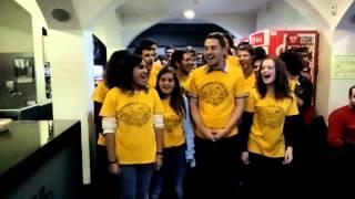 Jantar de curso - Ect 2014 - Músicas