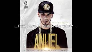 Armao 100pre Andamos - Anuel AA [Lyric Video]