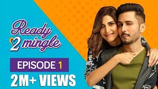 Ready 2 Mingle | Original Series | Episode 1 | Swipe Match Love | The Zoom Studios width=
