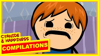 Cyanide & Happiness Compilation - #11