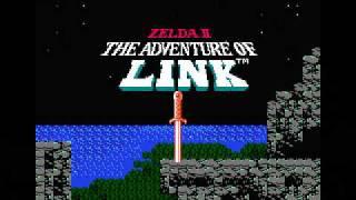 Zelda 2: The Adventure of Link (NES) Intro