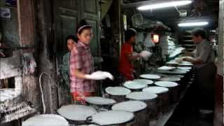 A month in Yangon, Burma