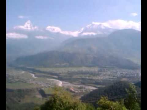 Sarangkot. Pokhara. Nepal 2011