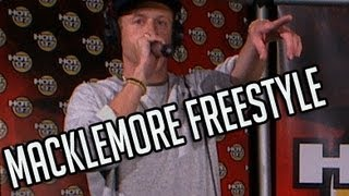 """MACKLEMORE FREESTYLE: """"Real Late Sessions w/ Rosenberg"""""""